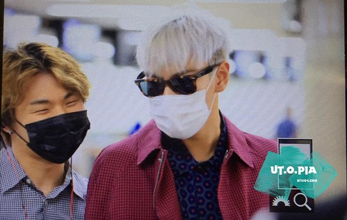 BIGBANG Departing Seoul to Osaka 2015-08-21 (11)