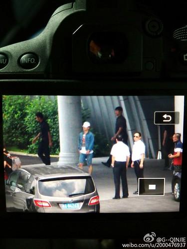 BIGBANG Arrival Nanning (56)