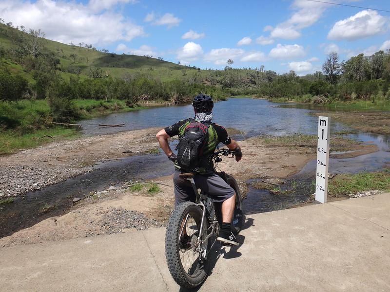 Brisbane River - Marsh Causeway