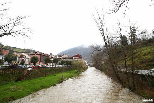 río Pilon˜a.