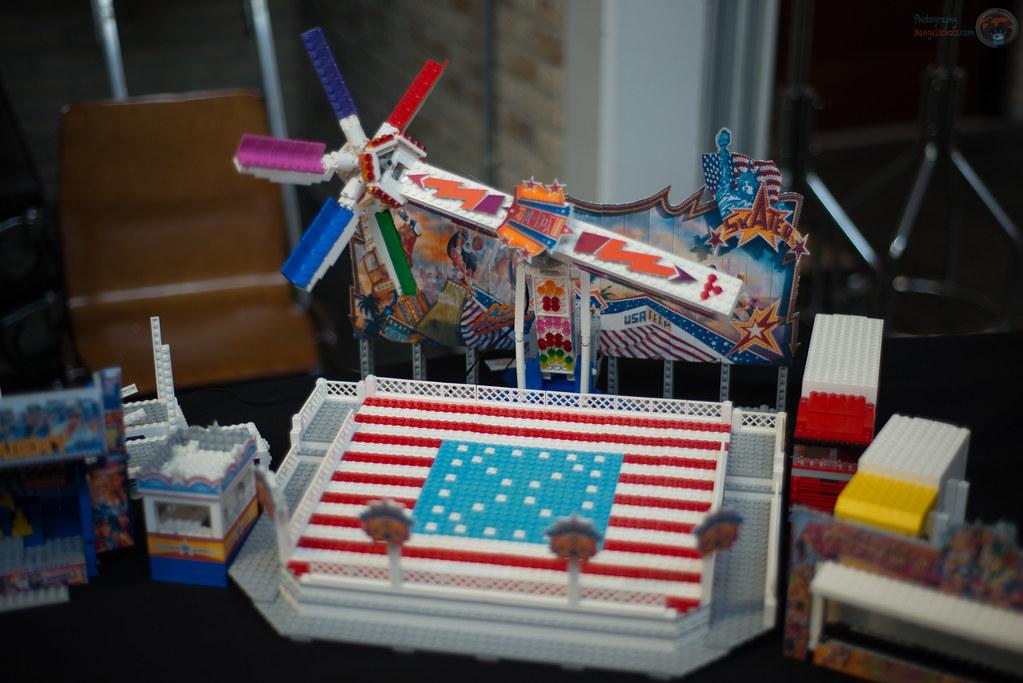 KWB Bouw- en Showweekend met LEGO 28 - 29 maart 2015