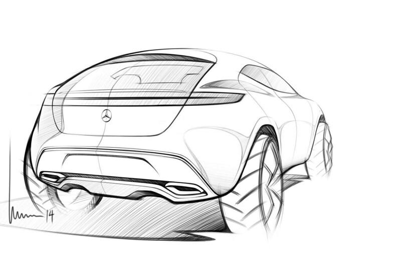 Рисунок Mercedes-Benz G-Code