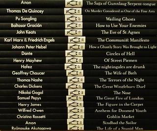 Penguin Little Black Classics