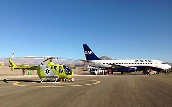 DAP Aerorescate y Mineral Airways (DAP)