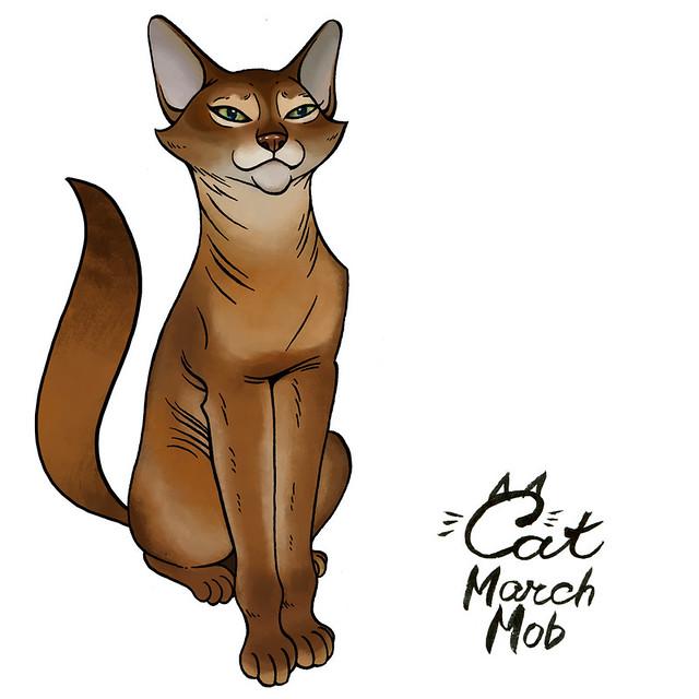 CatMarchMob29