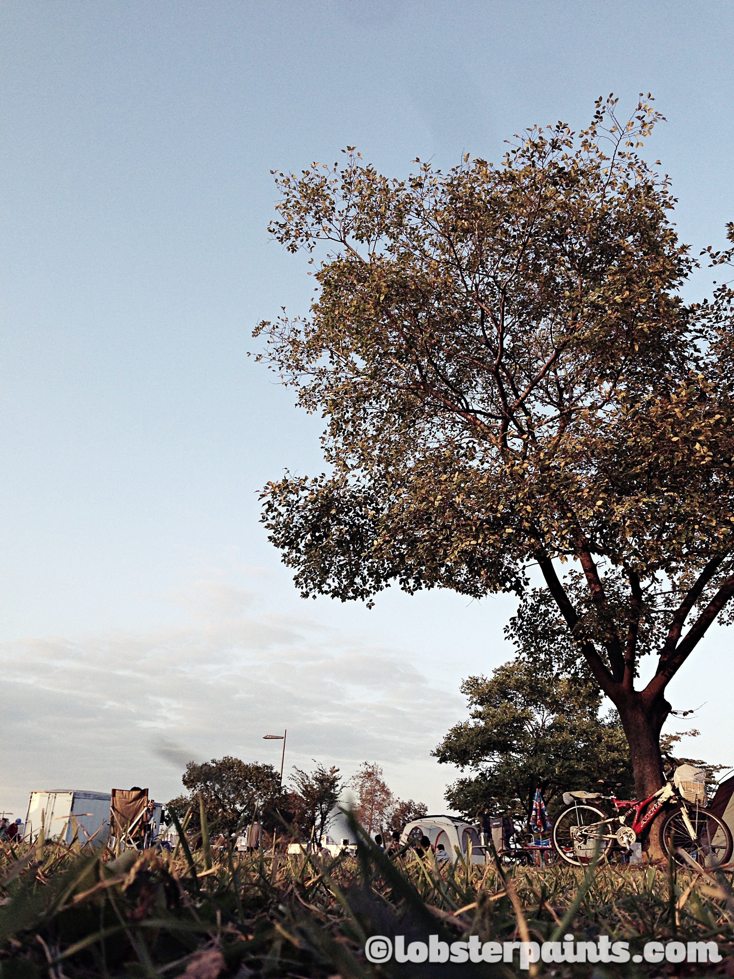 5 Oct 2014: Hangang Park | Seoul, South Korea