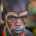 Ethiopie: ethnies de la vallée de l'Omo; les Hamar. by claude gourlay