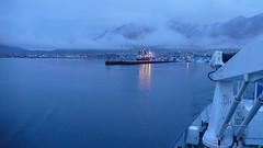 Opuszczamy Ushuaia na statku Polar Pioneer