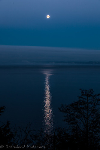 blue cloud moon mist reflection silhouette fog march washington republic whidbeyisland wa pugetsound 2015 culinaryfool 70200mm28 admiralitybay brendajpederson