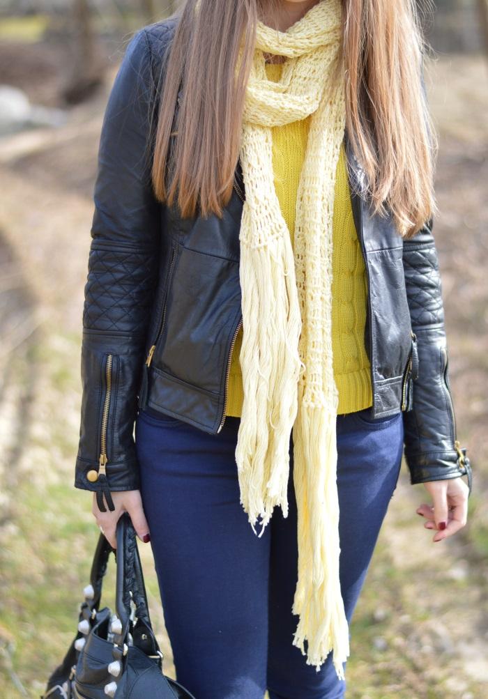 yellow, spring, wildflower girl, outfit, balenciaga (11)