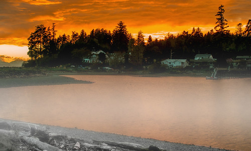 Whiffen Spit / Sooke Harbour