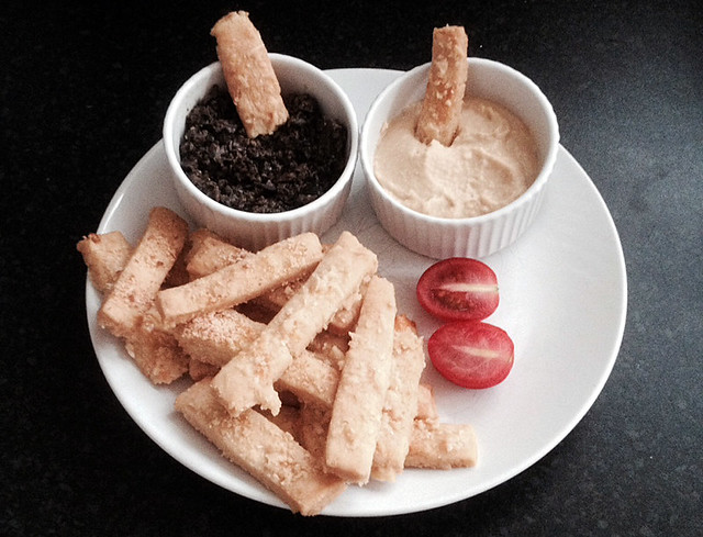 dips by mother