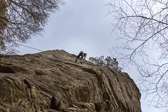 Climber at Siewenschloeff-2