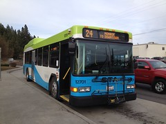 Spokane Transit Authority 12701