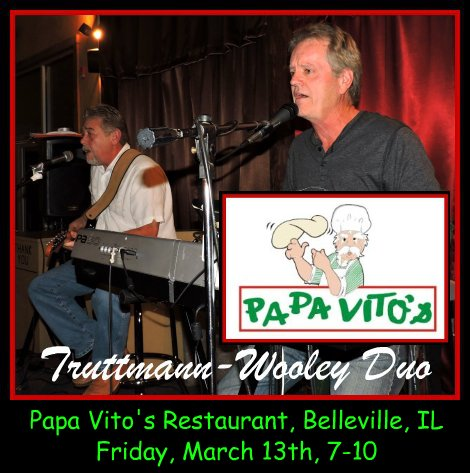 Truttmann-Wooley Duo 3-13-15