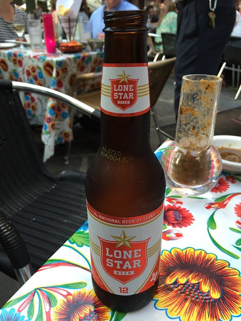 Lone Star beer - Acenar