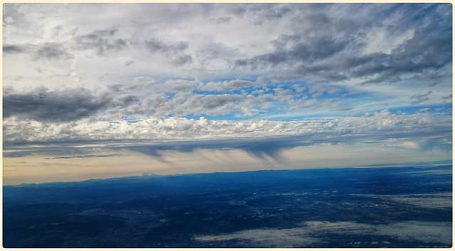 Washington shortly after take-off