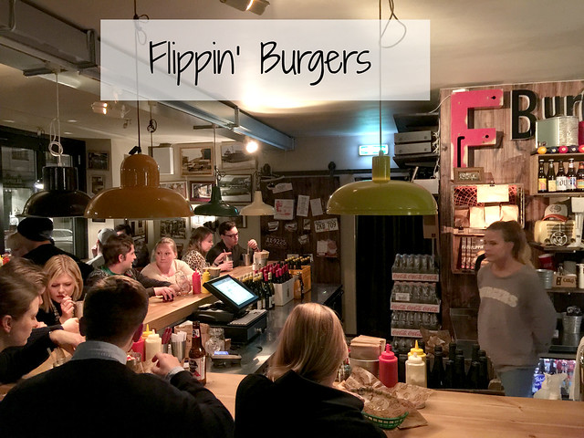 Flippin Burgers Tukholma