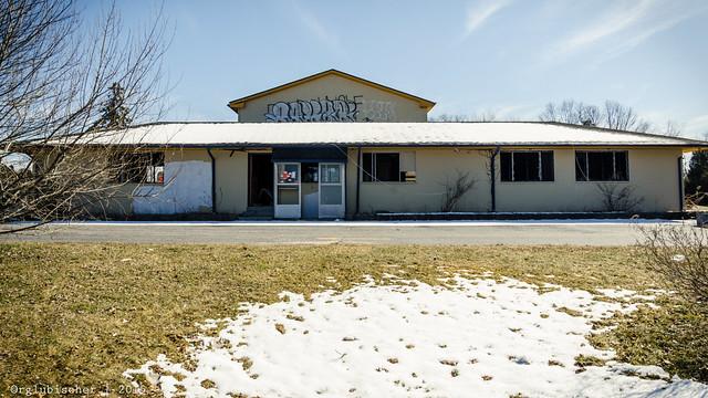 Abandoned Moon Motel - IV