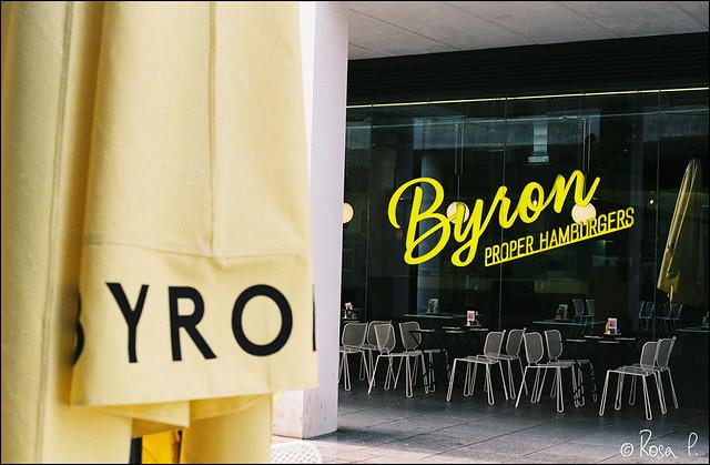 Exeter - Byron
