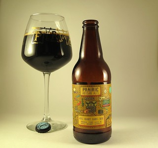 Prairie Apple Brandy Barrel Noir