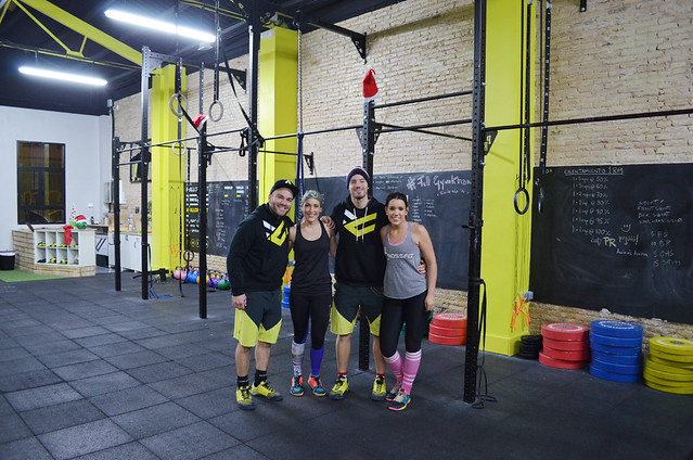 visita a Full CrossFit - fitsters box tour