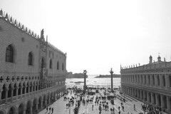 Venice - San Marco church view 1