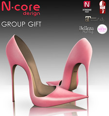 N-core New GROUP GIFT! Coming tomorrow (Saturday 28st)