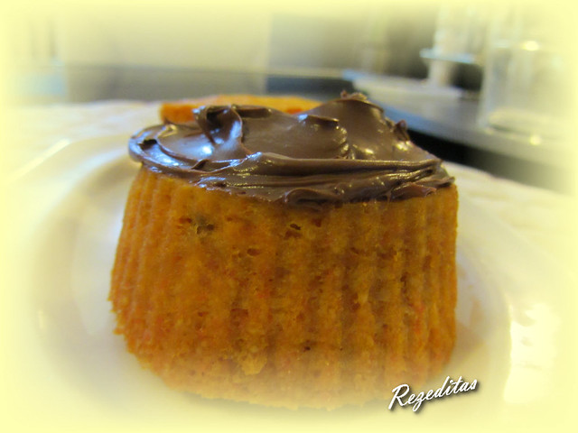 CAKE DE ZANAHORIA Y ALMENDRA