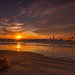 December sunset by Kevin Povenz
