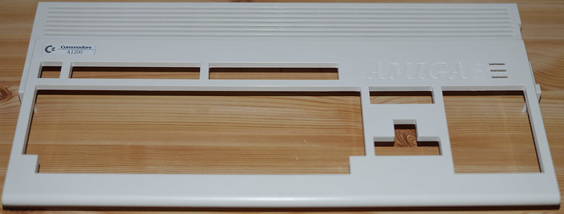 """My Amiga 1200 after """"Operation Dust-Off"""""""