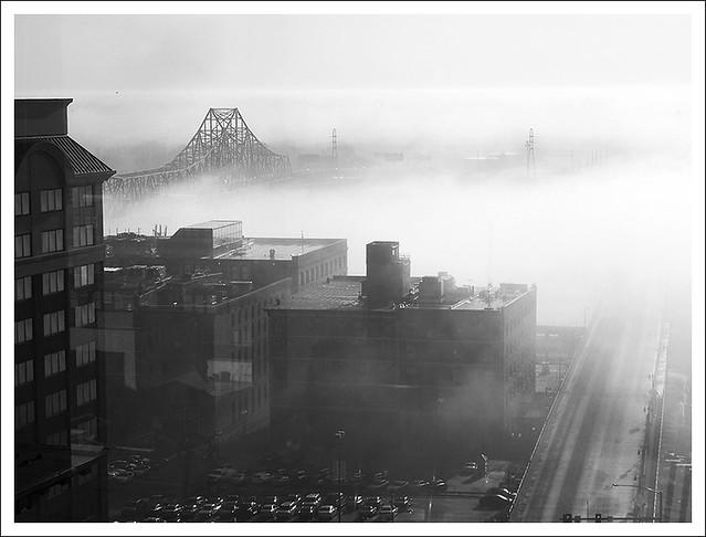 Fog On The Mississippi 2015-03-11