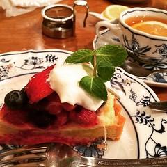 dessert! #seiyosakan #西洋茶館 #osaka #japan #café #大阪