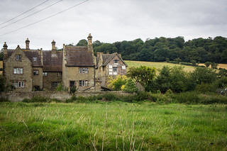 Langley Gatehuse from the Farm
