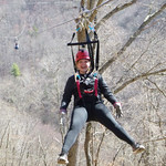 WOW Village ziplining