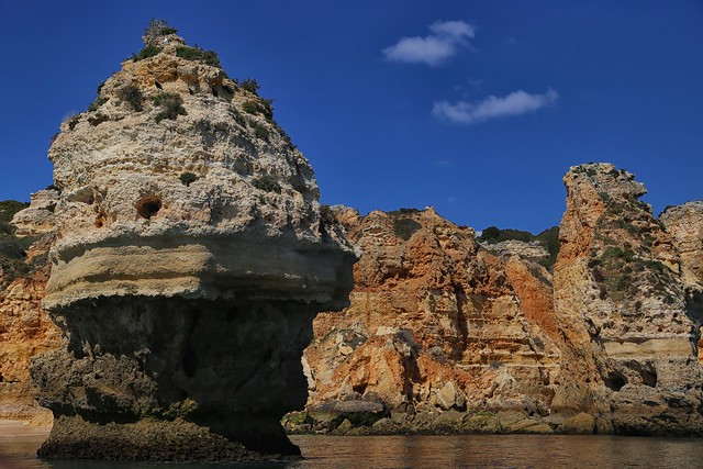 Algarve Sea Cave Tour