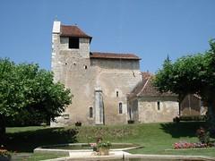 Église de Saint Hilaire d'Estissac