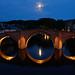 Le pont d'Espalion, en aveyron by Marc Lacampagne