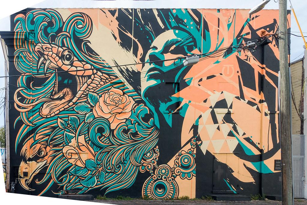 Street Art - St Petes 01