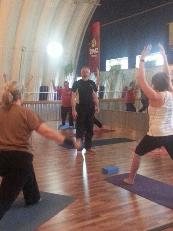 David Corder Yoga Retreat Costa Rica Blue Osa