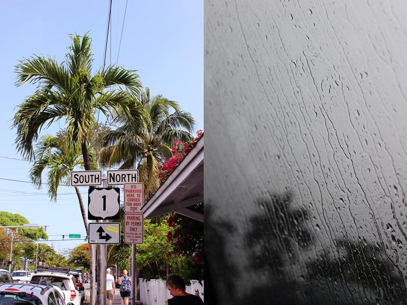 Key West - Rain