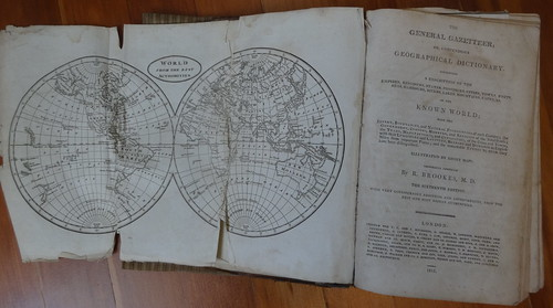 General Gazetteer 1815