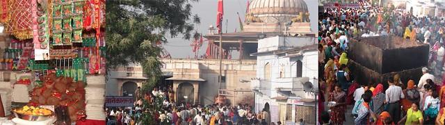Place: Karauli: Kaila Devi Temple