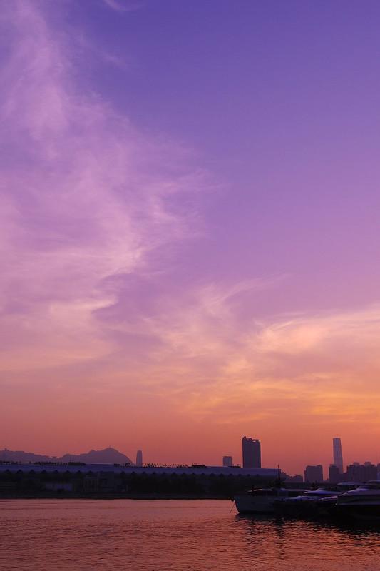 突如其來的美景 by pentax q7