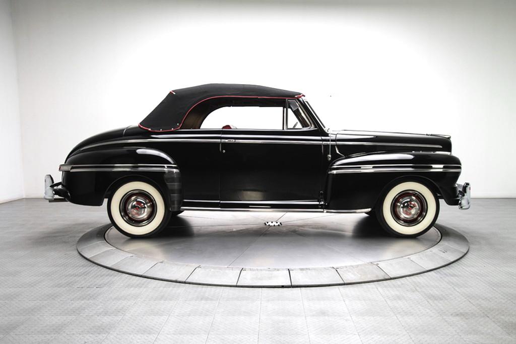 46002_D Mercury 239CI Flathead V8 3SPD CV_Black