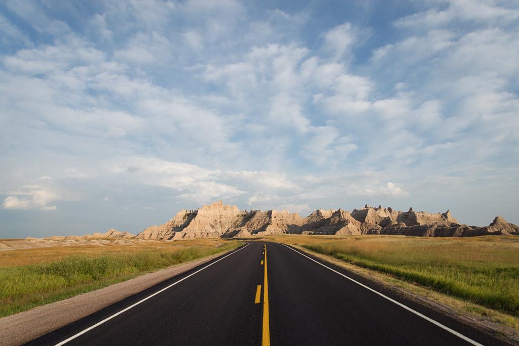 Badlands Road II