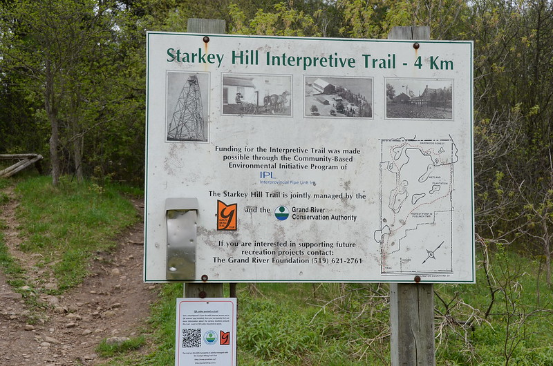 Starkey Hill Trail