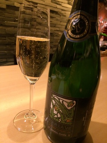Pour La Vie Sparkling Wine Grand Cuvee@瀧口
