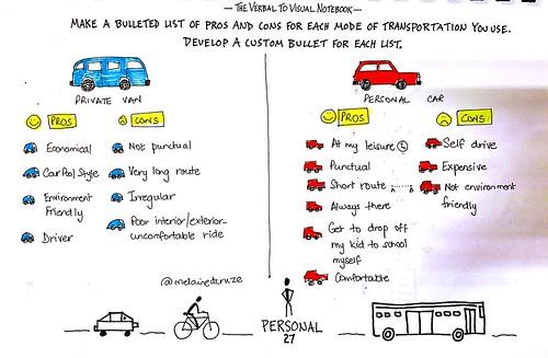 Transportation pros &cons