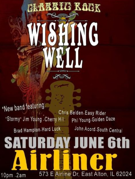 Wishing Well 6-6-15